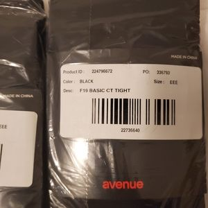 Avenue Plus Tights